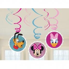 Decoración Colgante Minnie Mouse y Amigos 60 cm
