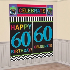 Decoración de pared 60 Años
