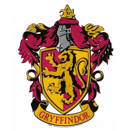 Decoración de Pared Emblema Gryffindor Harry Potter 61cm​