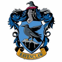 Decoración de Pared Emblema Ravenclaw Harry Potter 61cm​