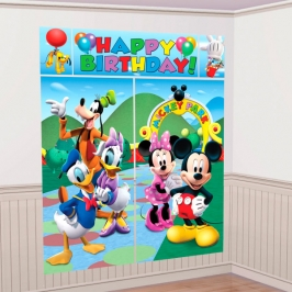Decoración de Pared Mickey