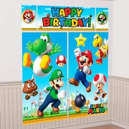 Decoración de Pared Super Mario