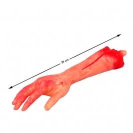 Decoración Mano Sangrienta 39 cm