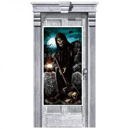 Decoración para Puerta Cementerio