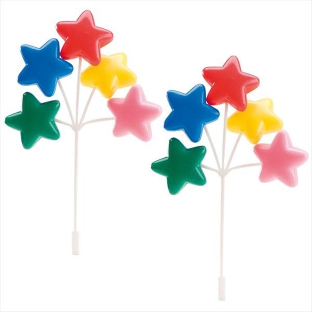Decoración para Tarta Globos de Estrella