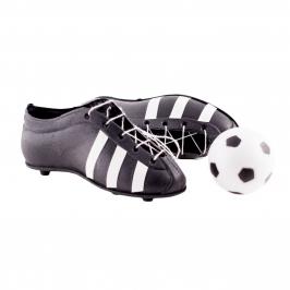 Decoración para tartas Zapatillas y Balón de fútbol - My Karamelli