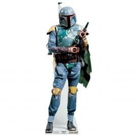 Decoración Photocall Boba Fett Star Wars