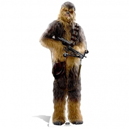 Decoración Photocall Chewbacca 194cm