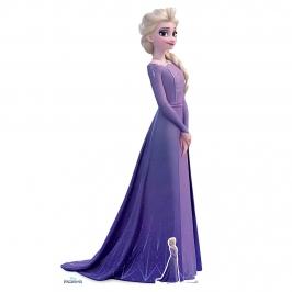 Decoración Photocall Frozen 2 Elsa 1,80 m