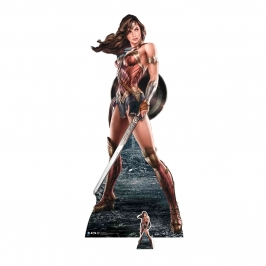 Decoración Photocall Wonder Woman 184 cm