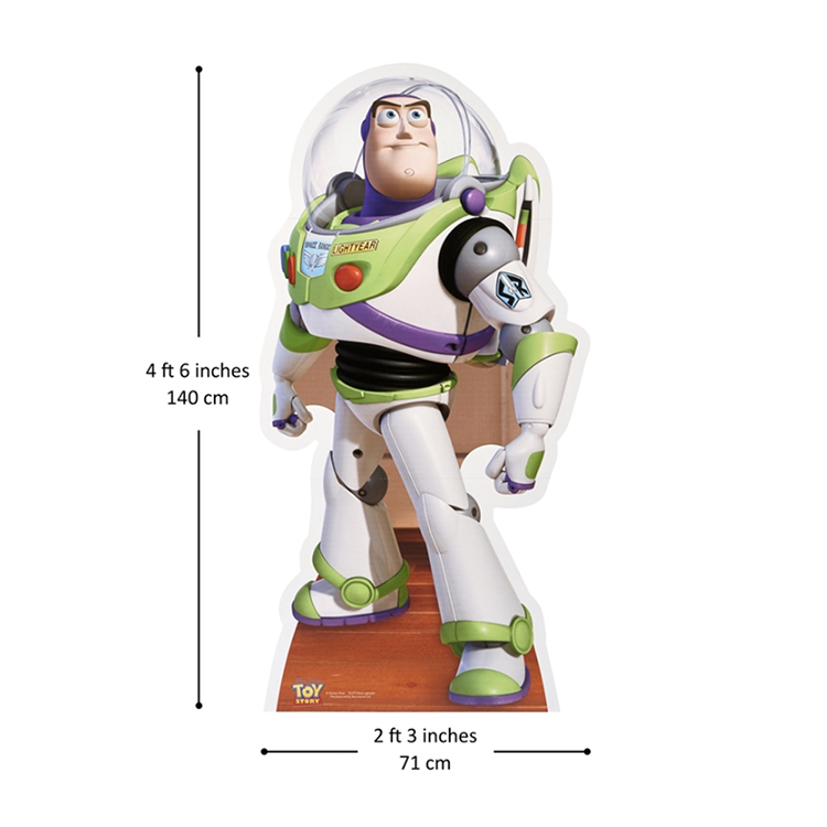 Decoración Photocall Buzz Lightyear 140 cm