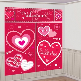 Decoración de Pared San Valentín