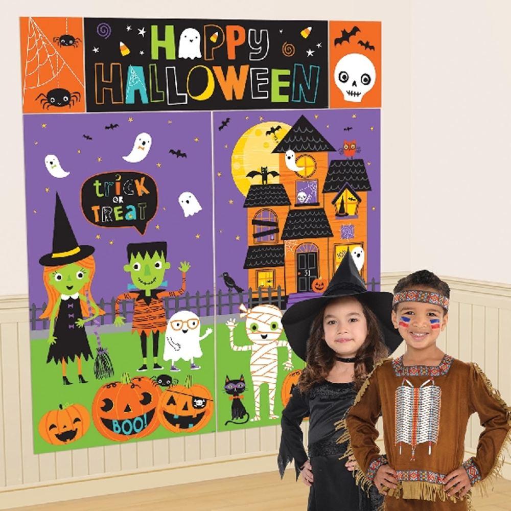 Decoración de Pared Halloween 180 cm