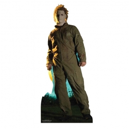 Decoración Photocall Michael Meyers Halloween 190 cm