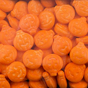 Decoraciones de Azúcar Calabazas Grandes - My Karamelli