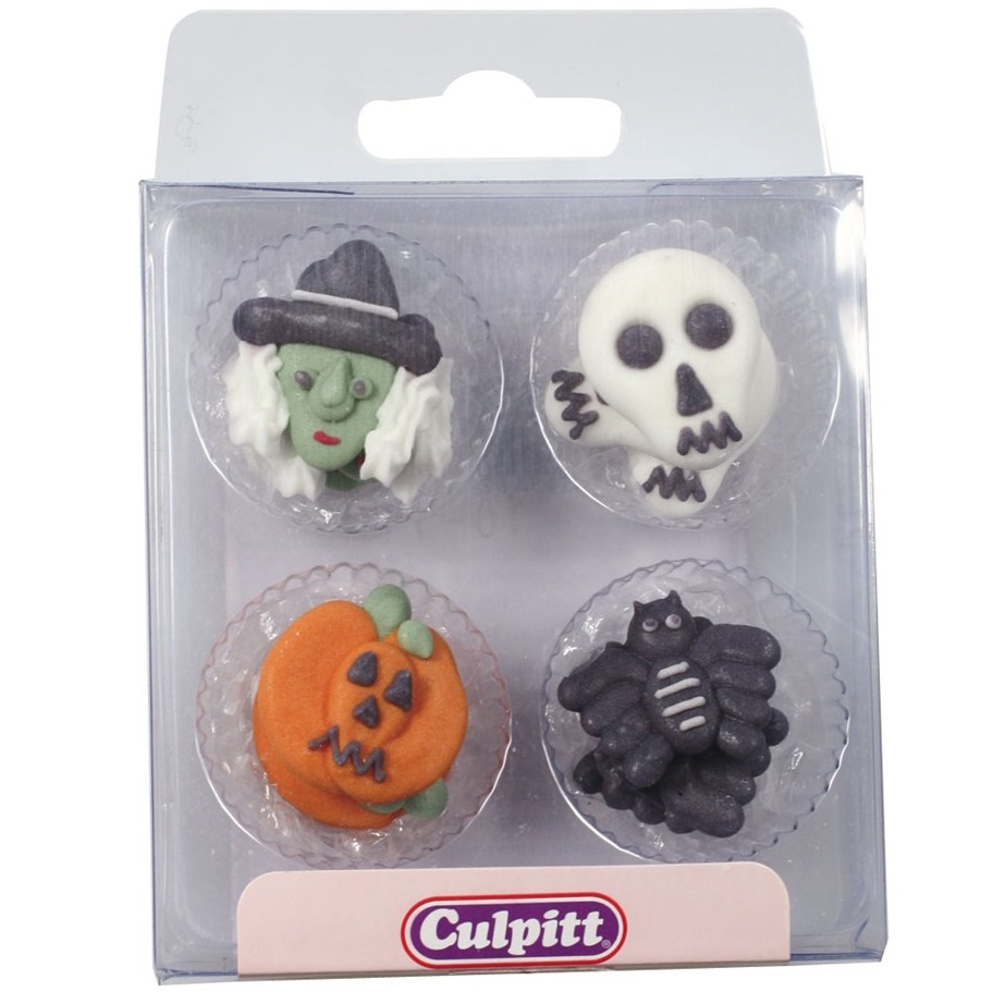 Decoraciones sweet halloween culpitt my karamelli for Articulos decoracion halloween