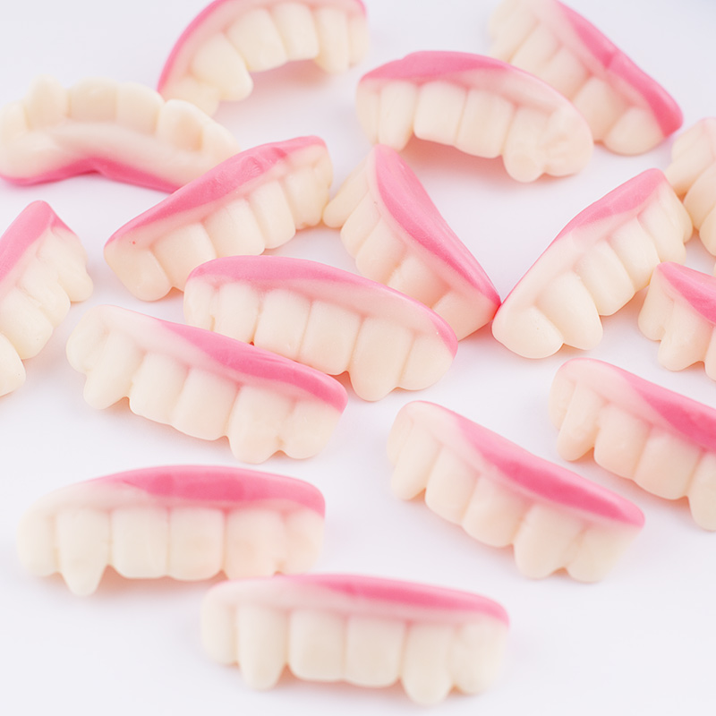 Dentaduras de Gominola - My Karamelli
