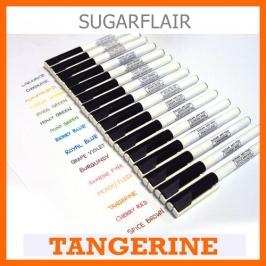 Rotulador comestible sugarflair color mandarina
