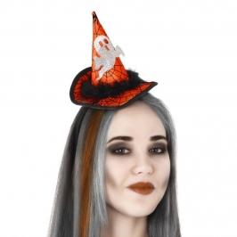 Diadema Halloween Naranja