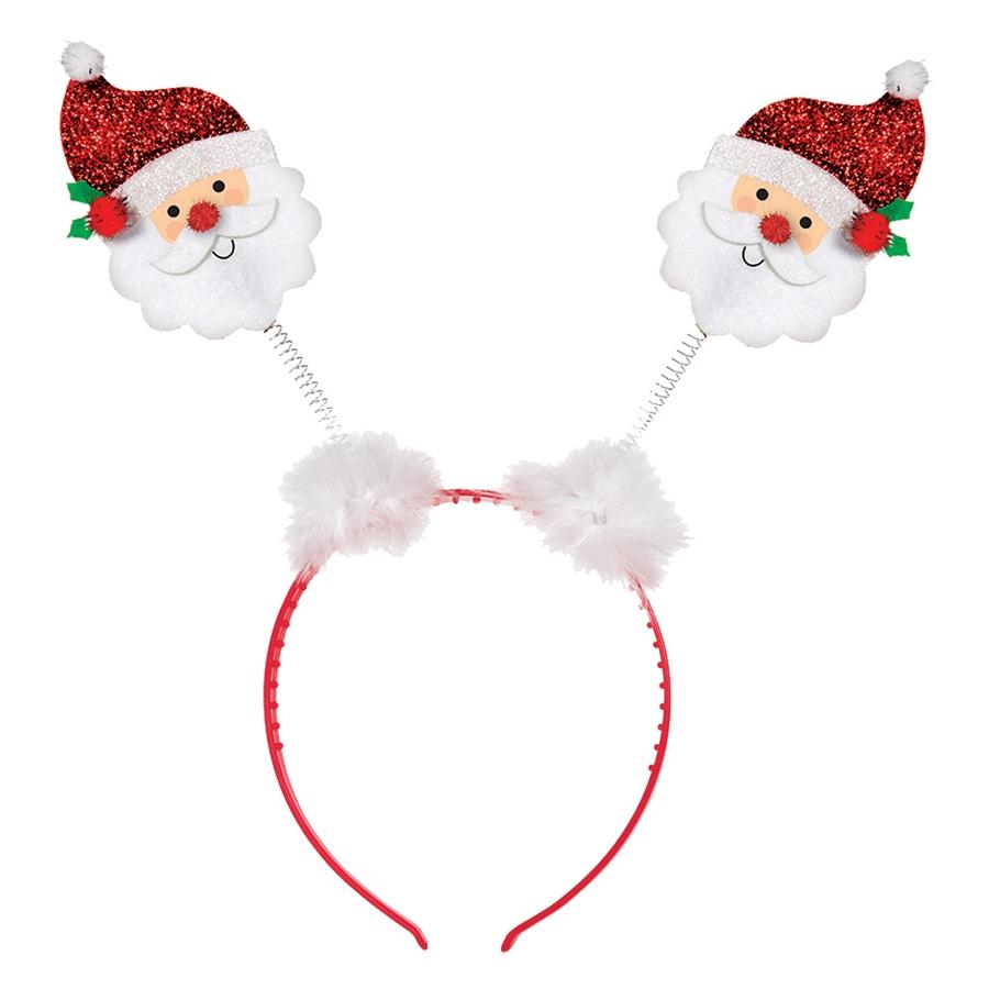 Diadema Santa Claus