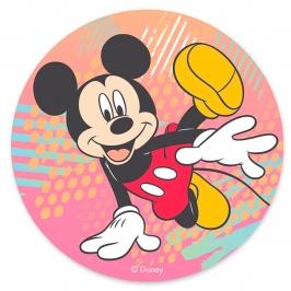 Disco de oblea Mickey 20cm