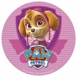 Disco de Oblea Patrulla Canina modelo D