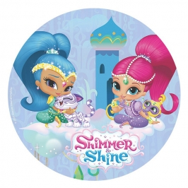 Disco de Oblea Shimmer & Shine Modelo B