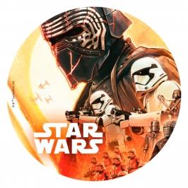 Disco de Oblea Star Wars Nuevo Imperio 20 cm