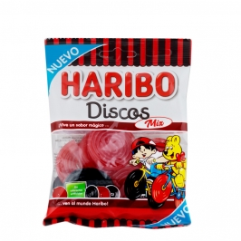 Discos de Regaliz 80 gr - My Karamelli
