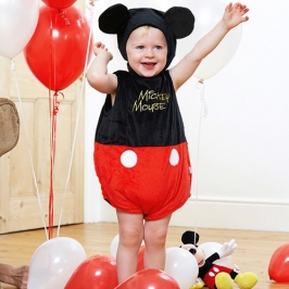 Disfraz Mickey Mouse Bebé 18-24 meses