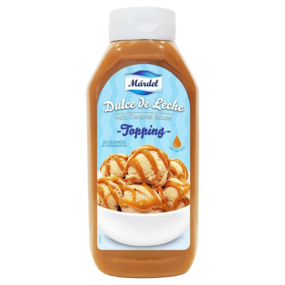 Topping de Dulce de Leche 550 gr