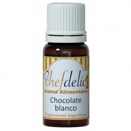 Aroma concentrado de Chocolate Blanco Chef Delice