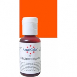 Colorante en Gel electric Orange Americolor