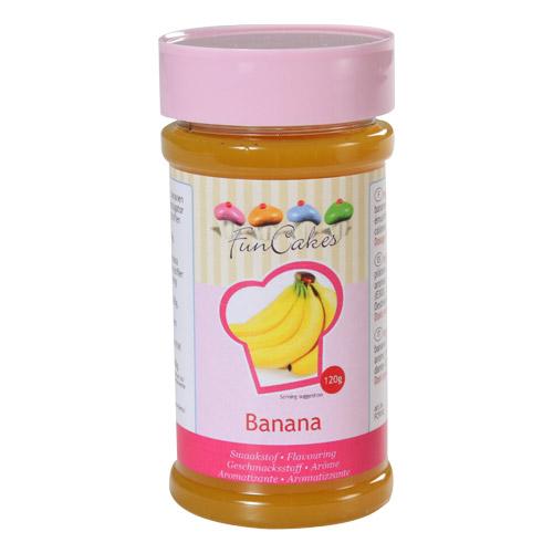 Aroma en pasta sabor Banana FunCakes