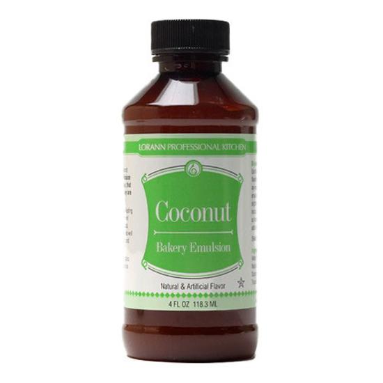 Emulsión Sabor Coco 118 ml