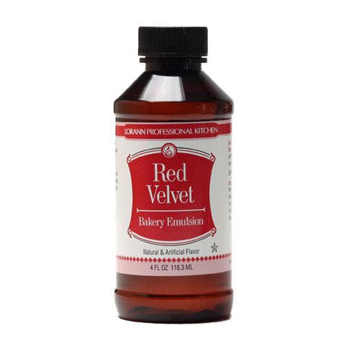 Emulsión Red Velvet 112gr