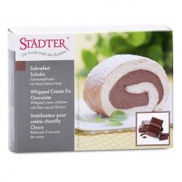 Espesante para nata con sabor Chocolate