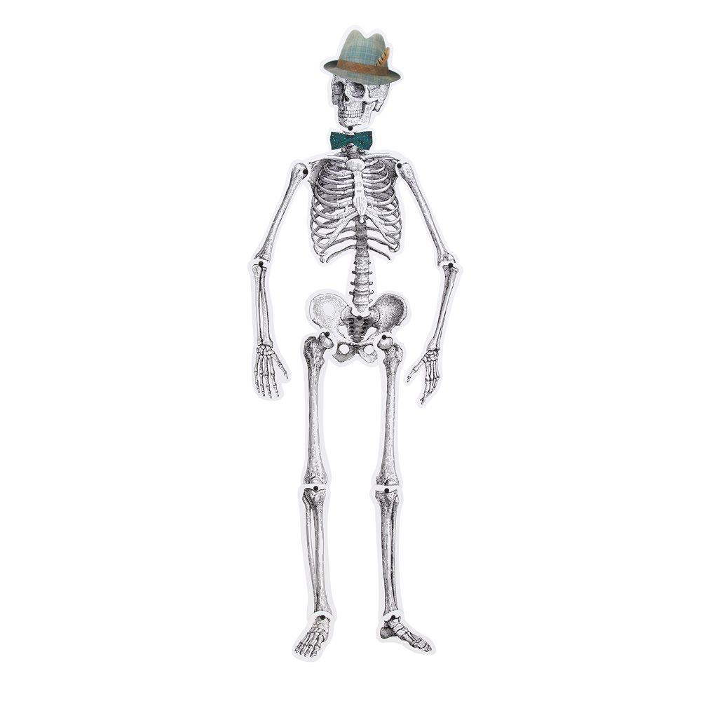 Esqueleto colgante 1,5 mts