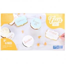 Estampador para Cupcakes y Galletas Modelo B