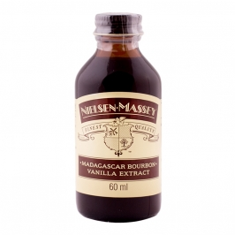 Extracto puro de Vainilla Madagascar Nielsen Massey 60ml