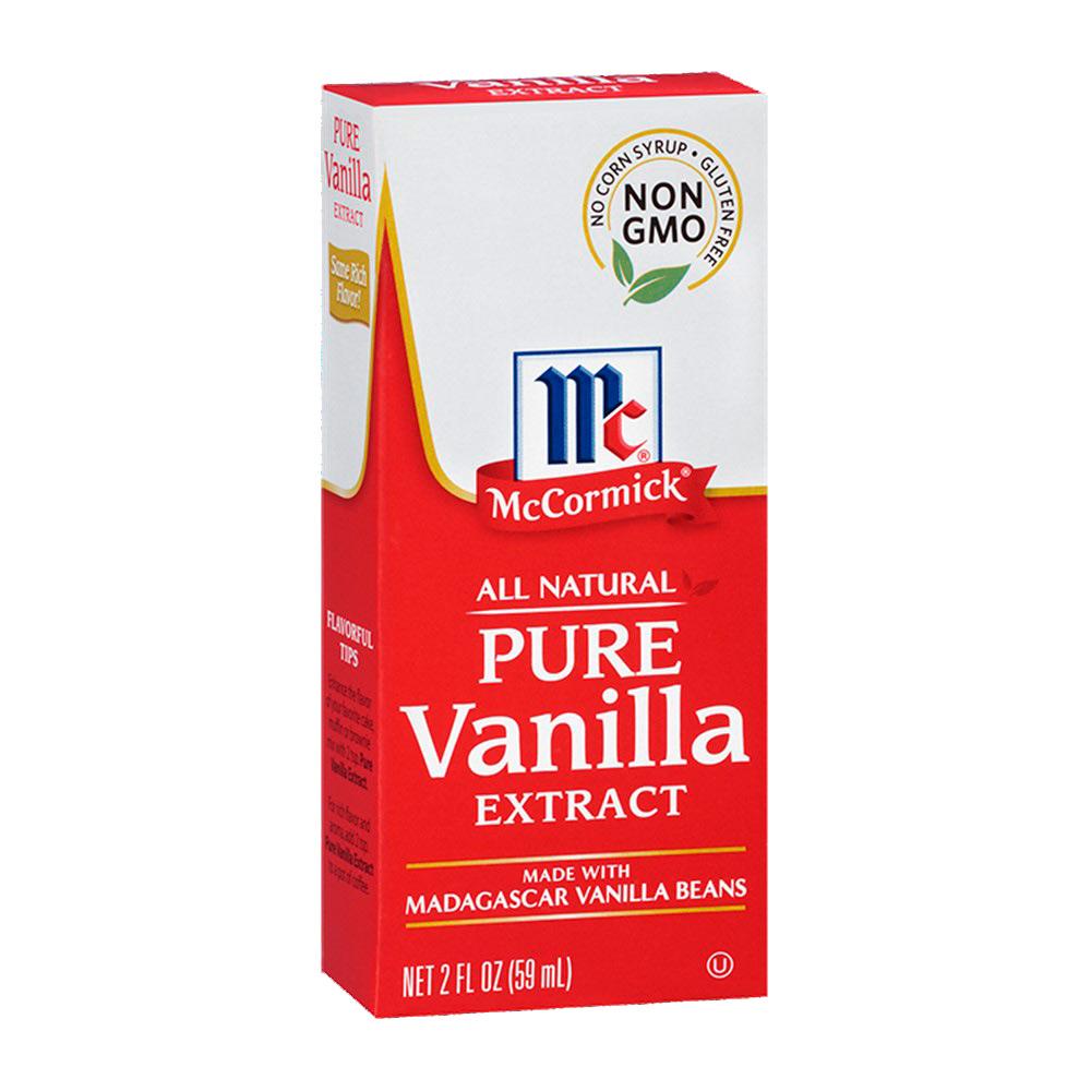 Extracto Puro de Vainilla McCormick 28 ml