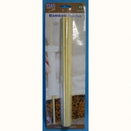 Palitos de bamboo para tartas PME