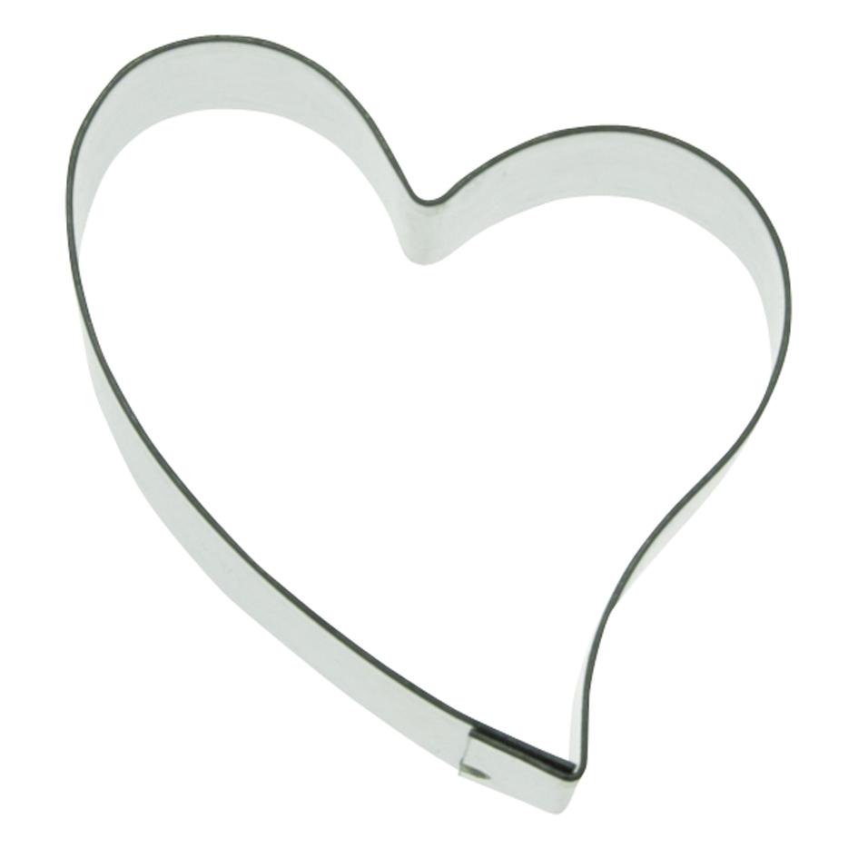 Cortador Corazón 9,5 cm