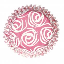 Cápsulas cupcakes Roses Culpitt