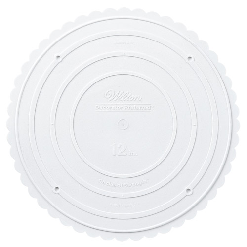 Plato separador de Tartas 30 cm