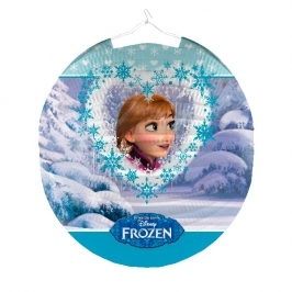 Farolillo Frozen de Papel