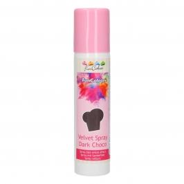 Spray Efecto Terciopelo Chocolate Oscuro 100 ml