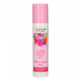 Spray Efecto Terciopelo Rosa 100 ml
