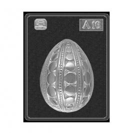 Molde para Chocolate Huevo de Pascua Grande Decorado