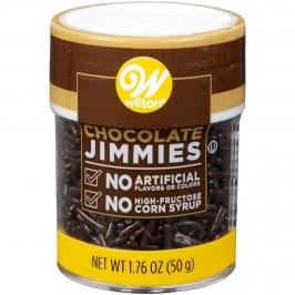 Fideos de Chocolate Negro 50gr